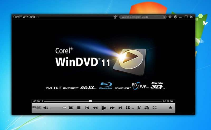 Windvd Pro Features