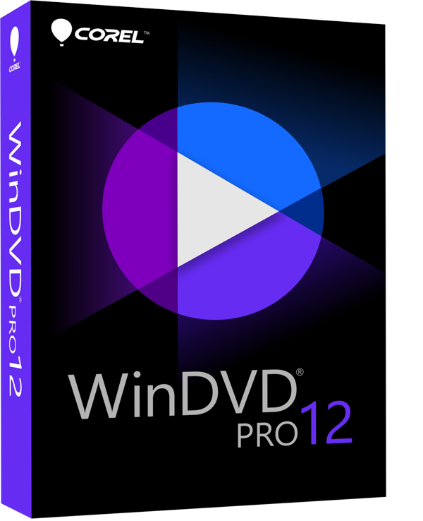 Corel WinDVD Pro 12 Crack Plus License Key Free